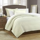 Chic Home Pisa Reversible Quilt Set