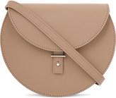 Pb 0110 AB21 smooth leather saddle bag