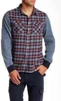Rogue Mixed Knit Jacket