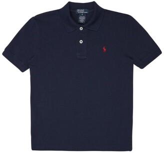 Ralph Lauren Kids Custom Fit Polo Shirt (3-4 Years)