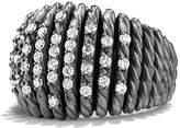 David Yurman Tempo Ring with Diamonds