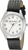 Columbia Women's CA021-001 Bahama Analog Display Quartz Black Watch