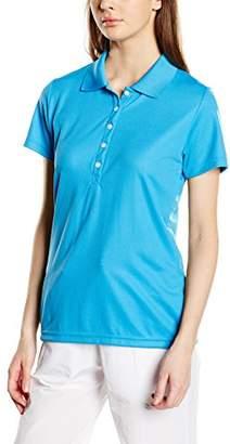 Trigema Women's Damen Polo-Shirt COOLMAX Polo Shirt,(Manufacturer Size: 52)