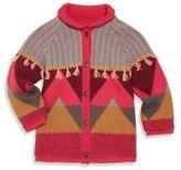 Catimini Infant's Long Sleeve Cardigan