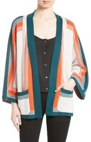 Equipment Women's Anders Stripe Kimono