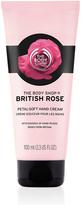 British Rose Petal Soft Hand Cream