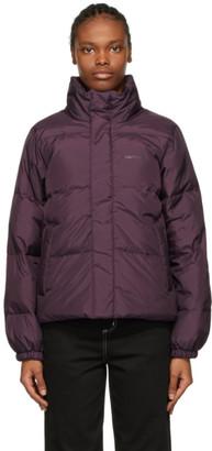 Carhartt Work In Progress Purple Down Danville Jacket