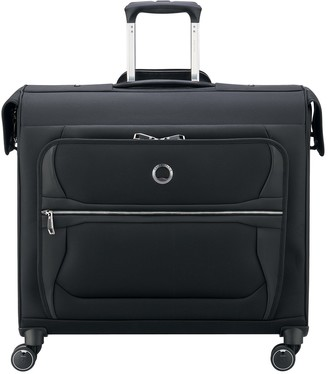 "Delsey Executive 20"" 4-Wheel Spinner Garment Bag"