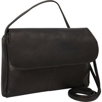 David King & Co. Flap Front Handbag 522