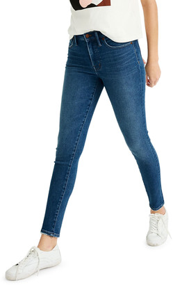 "Madewell 9"" High-Rise Skinny Jeans - Inclusive Sizing"