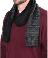 Calvin Klein Marled Color-Block Scarf (For Men)