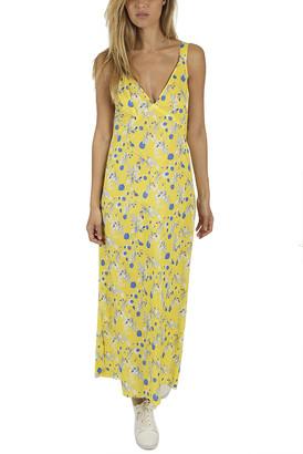 R 13 Long Slip Dress