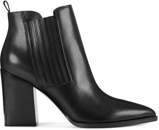 Nine West Beata Block Heel Booties