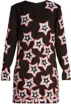House of Holland Star sequin-embellished dress