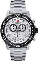 Swiss Military Hanowa Men's X-Treme 06-5172-04-001-07 Stainless-Steel Swiss Quartz Watch with Dial