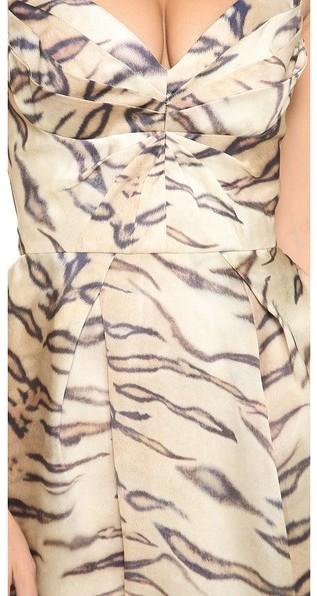 Zimmermann Tamer Petal Tulip Dress