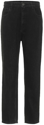 Prada High-rise straight jeans