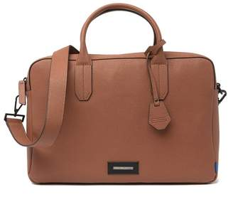 Uri Minkoff Fulton Leather Brief Case