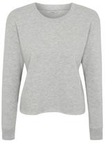 George Cropped Sweatshirt