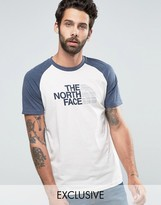 The North Face Raglan Sleeve T-Shirt Exclusive
