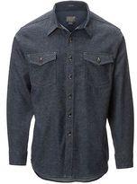 Pendleton Cascade Denim Fitted Shirt - Men's