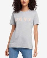 DKNY Cotton Logo-Print T-Shirt