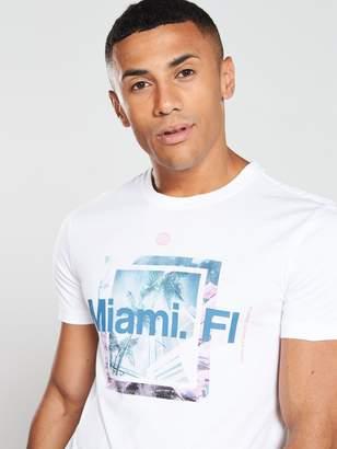 Very Miami Box T-Shirt - White