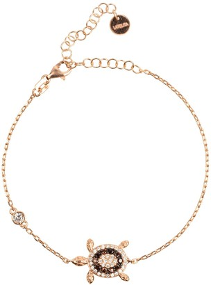 Latelita Turtle Chocolate Bracelet Pink Rose Gold