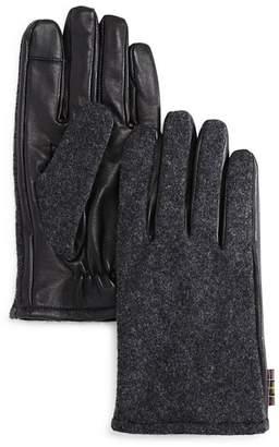 Barbour Melt Leather Gloves