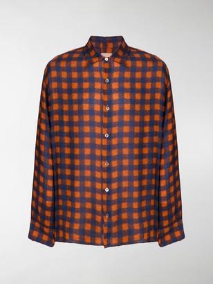 Federico Curradi Check Shirt