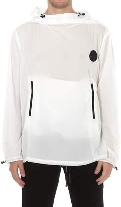 Off-White Off White Logo Raincoat