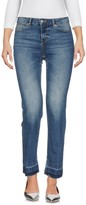 Jacqueline De Yong Denim pants - Item 42665456