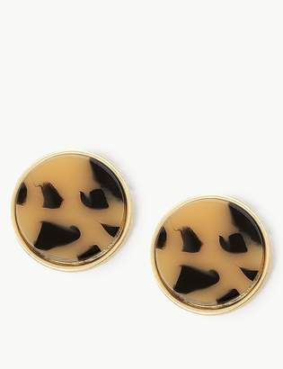Marks and Spencer Button Stud Earrings