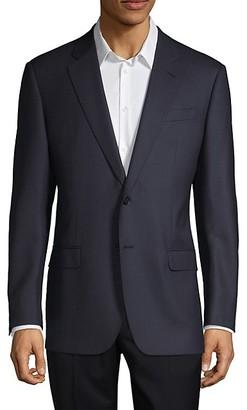 Armani Collezioni G-Line Fit Wool Sportcoat