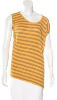 Vivienne Westwood Striped One-Sleeve Top