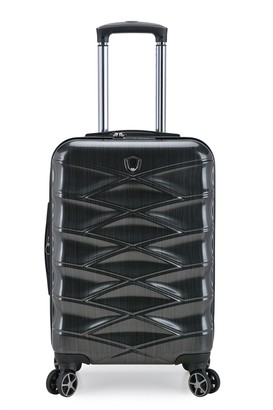 "Traveler's Choice Granville 21"" Hardside Spinner Carry-On Case"