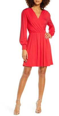 Fraiche by J Fit & Flare Dress