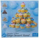 """Wilton Cupcakes 'N More Large Dessert Stand - Holds 38 Cupcakes 15"""" X 18"""""""