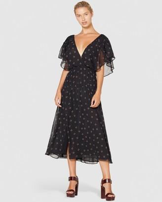 Stevie May Cambridge Midi Dress