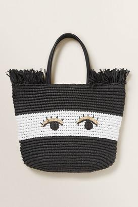 Seed Heritage Straw Bag