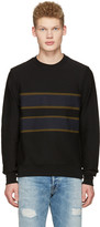 Paul Smith Black Stripe Pullover