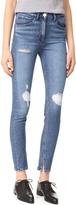 3x1 W3 Split Seam Skinny Jeans