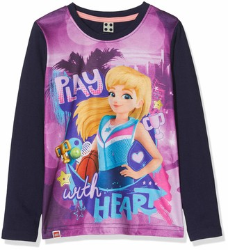 Lego Wear Girl's Friends CM-73162 Longsleeve T-Shirt