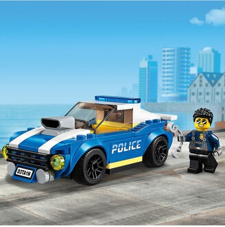 Lego City 60242 Police Highway Arrest with 2 Car Toys