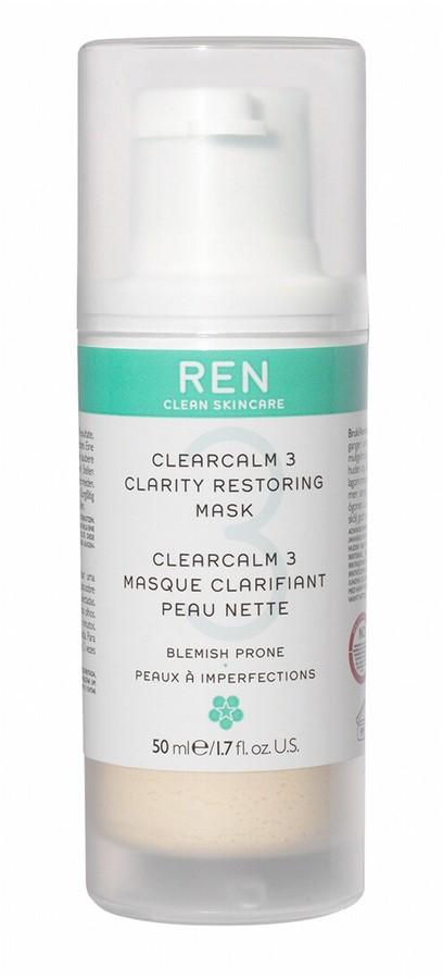 REN Clearcalm 3 Clarifying Restoring Mask