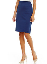 Preston & York Kelly Ponte Suiting Skirt