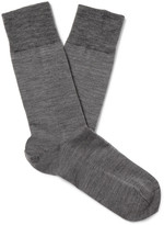 Falke - Berlin Sensitive Virgin Wool-blend Socks