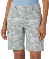 Lee Women's Flex-To-Go Cargo Bermuda Shorts