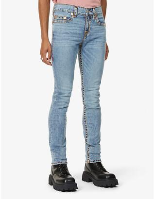 True Religion Rocco slim-fit stretch-denim jeans