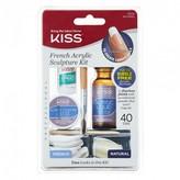 Kiss French Acrylic Sculpture Kit 1 Kit